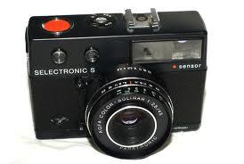 Mijn eerste kamera...