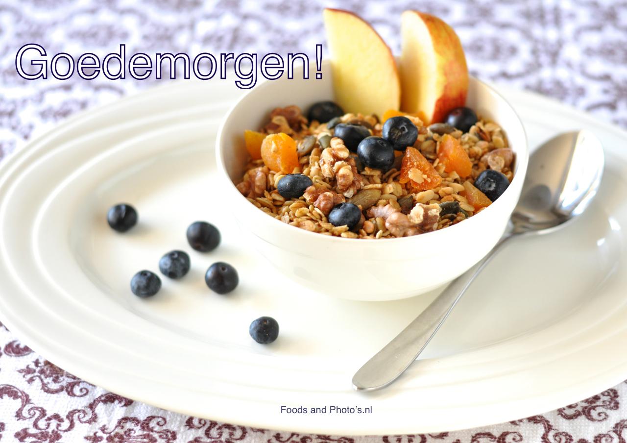 muesli, cruesli, Brinta of brood...wat is het gezondste ontbijt??