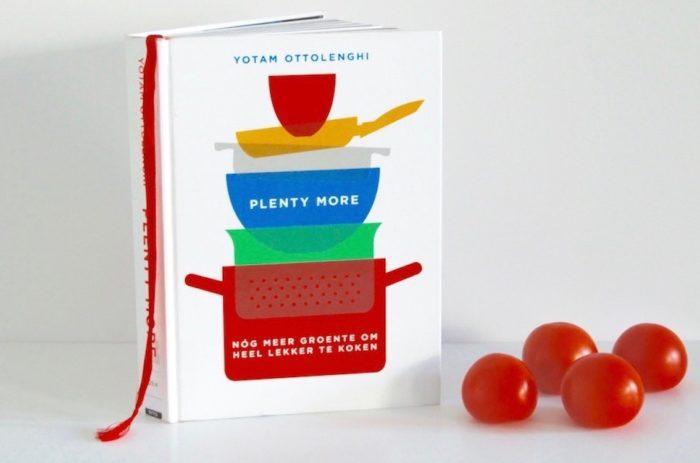 Nog een fantastische boek van Ottolonghi. Alleen groente...en never a dull moment!